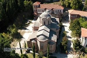 Τα Μοναστήρια της Πιερίας