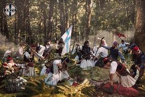 Η μάχη του Λάλα (9-13 Ιουνίου 1821)