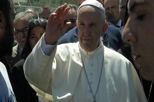 Ο Πάπας στην Ελλάδα τον Σεπτέμβριο για επίσημη επίσκεψη