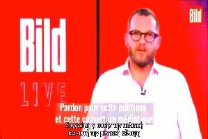 Η συγγνώμη της Bild - To βίντεο με αποκλειστική μετάφραση