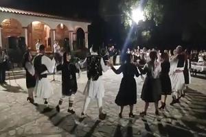 Παραδοσιακό πανηγύρι στη Φοινίκη της Βορείου Ηπείρου (26/06/21)