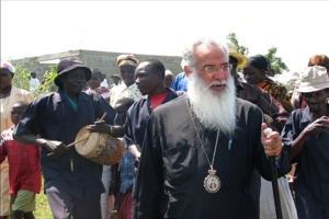 Μητροπολίτης Κένυας: «Ούτε η Εκκλησία ούτε η Πολιτεία έχουν το δικαίωμα να επιβάλουν το εμβόλιο»