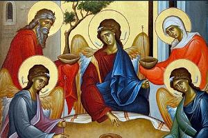 Η Επίσκεψη του Αγίου Πνεύματος...