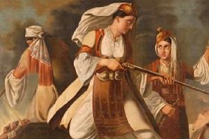 «Ανθή», η άγνωστη καπετάνισσα της Κασσάνδρας στην Επανάσταση του '21
