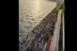 Πορεία Διαμαρτυρίας για την Υποχρεωτικότητα των Εμβολίων - Θεσσαλονίκη 14-7-21