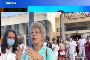 Ξεσηκώνονται οι γιατροί στην Λάρισα κατά της υποχρεωτικότητας του εμβολίου