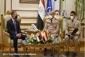 Σερβία-Αίγυπτος: Υπεγράφη μνημόνιο αμυντικής συνεργασίας