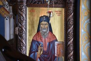 Γανωτής: Η γνωριμία μου με τον Άγιο Πορφύριο.