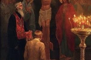 π. Συμεών Κραγιόπουλος (†) - Το δεύτερο βάπτισμα