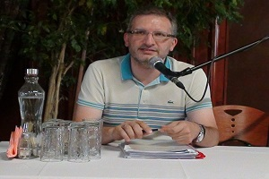 «Δήμος Θανασούλας, νομικός.  Ομιλία προς τους υγειονομικούς της περιφέρειας Πέλλας»