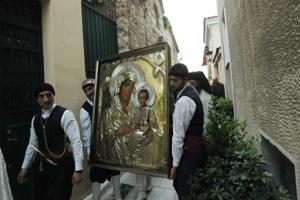 H θαυμαστή εμφάνιση της Παναγίας στον Όσιο Παΐσιο