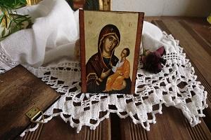 Γέροντας Δωρόθεος: Η θέση της Παναγίας στην Ιστορία της Ανθρωπότητος