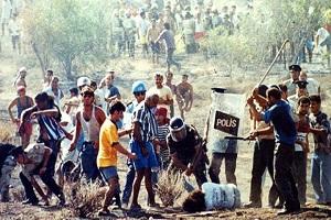 «Δεν ξεχνώ»: Ο Τάσος Ισαάκ δολοφονείται από Τουρκοκύπριους και «Γκρίζους Λύκους»