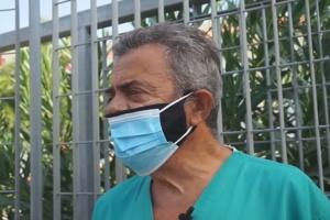 Διευθυντής της Μονάδας Τεχνητού Νεφρού στη Χίο: «Είμαι κατά της υποχρεωτικότητας του εμβολίου για ανθρωπιστικούς λόγους γιατί προσβάλλει βάναυσα τα ανθρώπινα δικαιώματα».