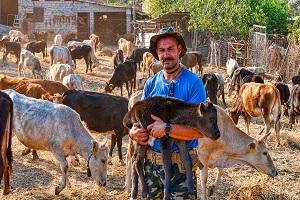 Η ζωή στο χωριό: Η φάρμα του Σταύρου