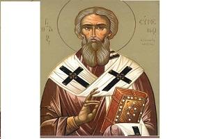 Όσιος Ευμένιος ο θαυματουργός, επίσκοπος Γορτύνης