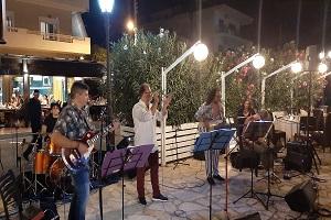 Μουσική Βραδιά απο την Ε.ΡΩ στην Σαλαμίνα στις 2/9/21 (Φωτογραφίες)