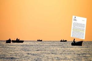 Ανενόχλητοι και με... ελληνικό νόμο οι Τούρκοι ψαράδες στα ελληνικά χωρικά ύδατα.