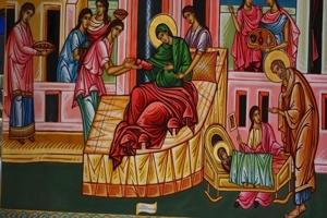 Οι Άγιοι Θεοπάτορες έναντι του Θεού.
