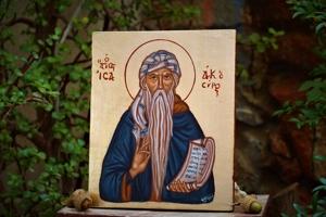 Ὅταν ὁ Ὅσιος Ἰσαὰκ ὁ Σύρος παραιτήθηκε ἀπὸ τὸν ἐπισκοπικὸ του θρόνο καὶ ἀναχώρησε πάλι στὴν ἔρημο!