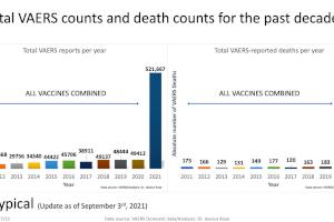 Επιστημονικό έγγραφο αποκαλύπτει: Περισσότεροι από 150.000 Αμερικανοί πιθανότατα έχουν χάσει την ζωή τους μετά από τον εμβολιασμό τους κατά της COVID-19