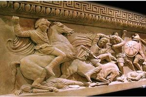 Βίος Μ. Ἀλεξάνδρου – Ἡ μάχη στὸν Γρανικὸ ποταμὸ καὶ ἡ συνέχεια τῆς ἐκστρατείας