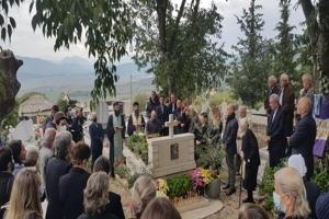 Boυλιαράτες: Τελέστηκε σε κλίμα συγκίνησης το μνημόσυνο του Βορειοηπειρώτη Κωνσταντίνου Κατσίφα