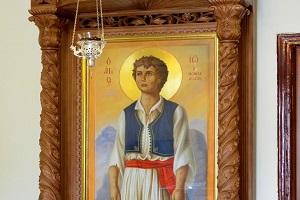 Βίος Αγίου Ιωάννου του Μονεμβασιώτη (Video)