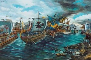 Οι τακτικές ψυχολογικού πολέμου τις οποίες εφάρμοσε ο Θεμιστοκλής εναντίον των Περσών