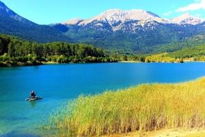 Πατριδογνωσία: Η λίμνη Δόξα στην Κορινθία